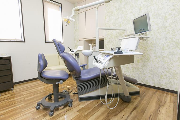 新たな設備を活かした的確な治療