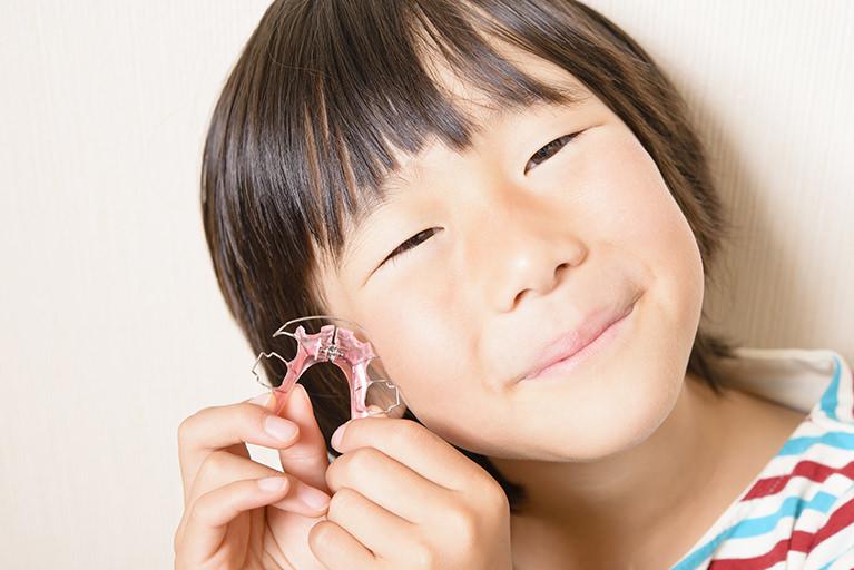小児矯正を成功に導くために